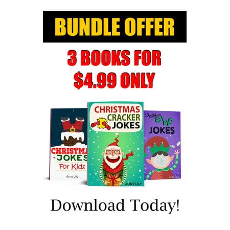 Christmas Jokes For Kids.Christmas Jokes Bundle Book For Children Ebook