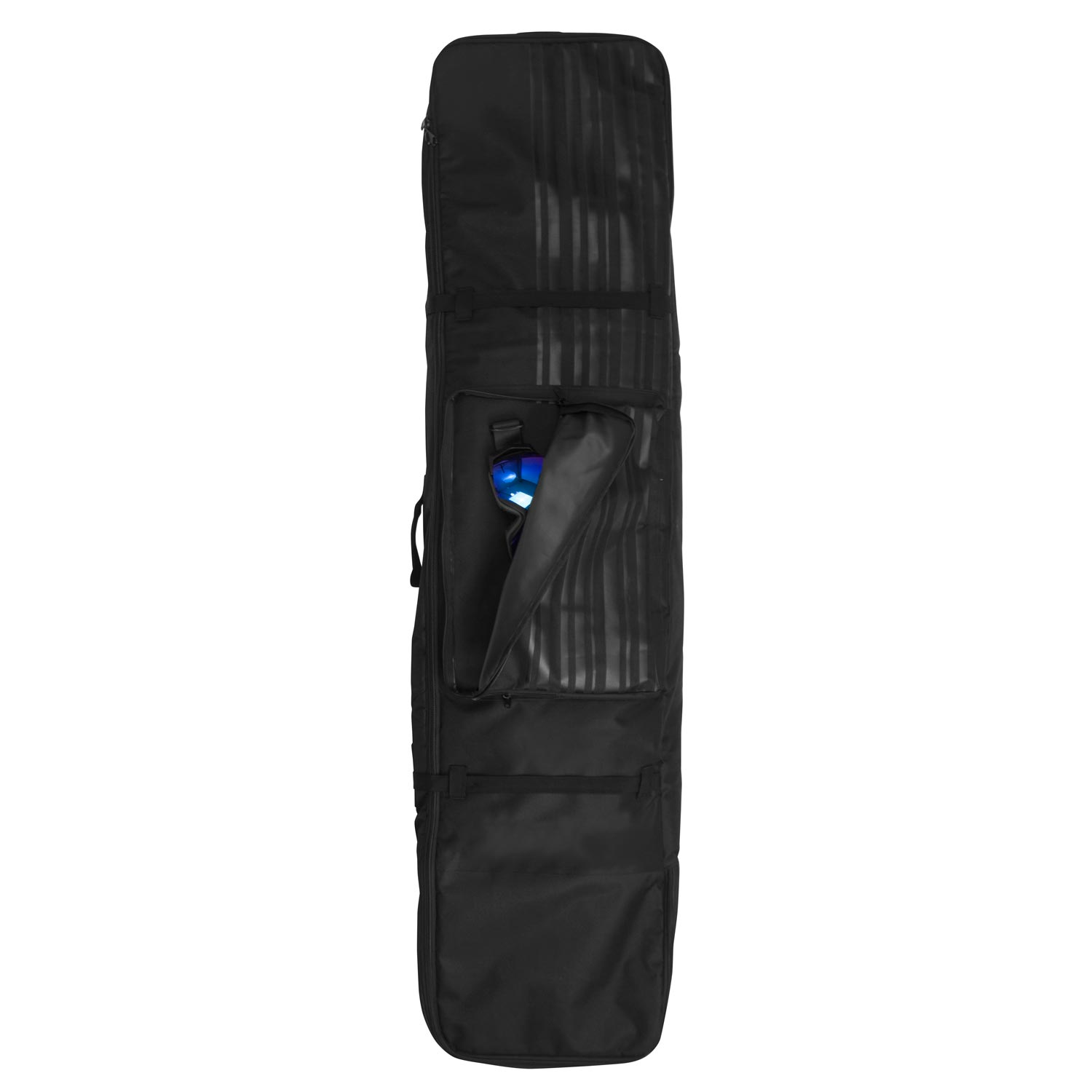 Winterial Snowboard Bag   Carrying Bag   Snow Gear   Snowboard   Black   WHEELED BAG by Winterial