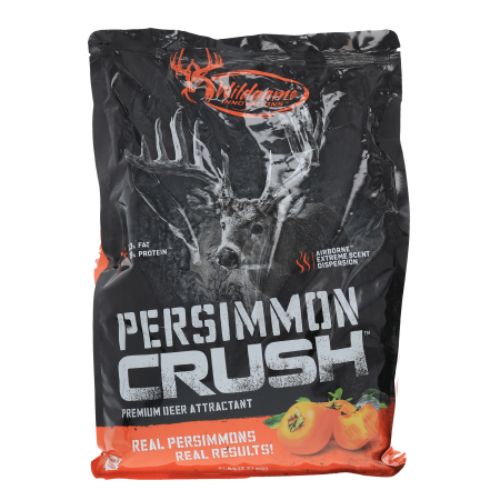 Wildgame Innovations™ Persimmon Crush Deer Attractant Mix, 5 lb Bag Brulee 5 Lb Bag