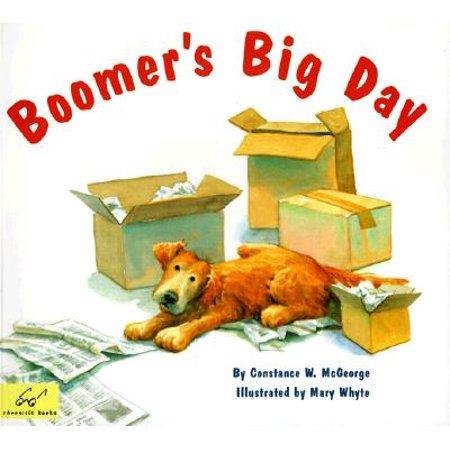 Boomer's Big Day - Big Day