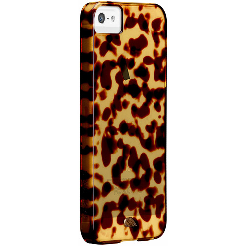 Case-Mate iPhone 5/5S/SE Tortoise Shell Protective Case (Brown)