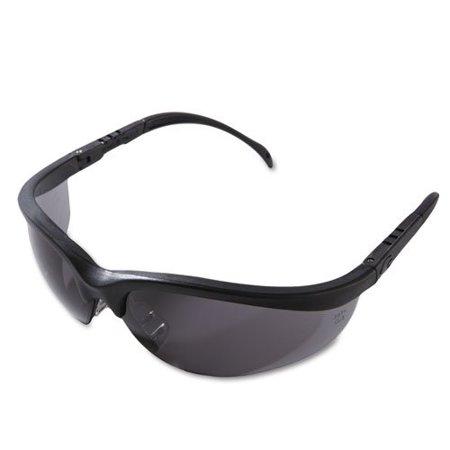 Klondike Safety Glasses - Gray, Attractive, modern design. By Crews