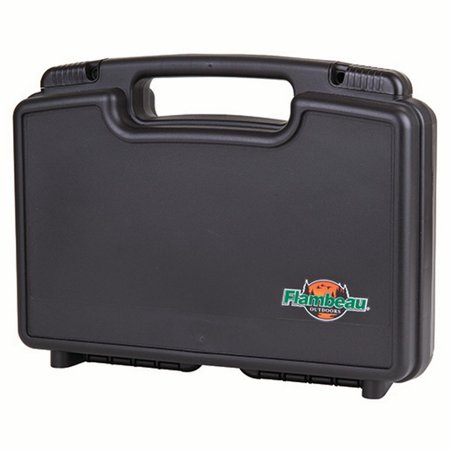 Flambeau 1411 Safe Shot Pistol Case 13.375