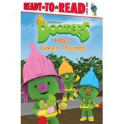 Doozers Have Green Thumbs - eBook