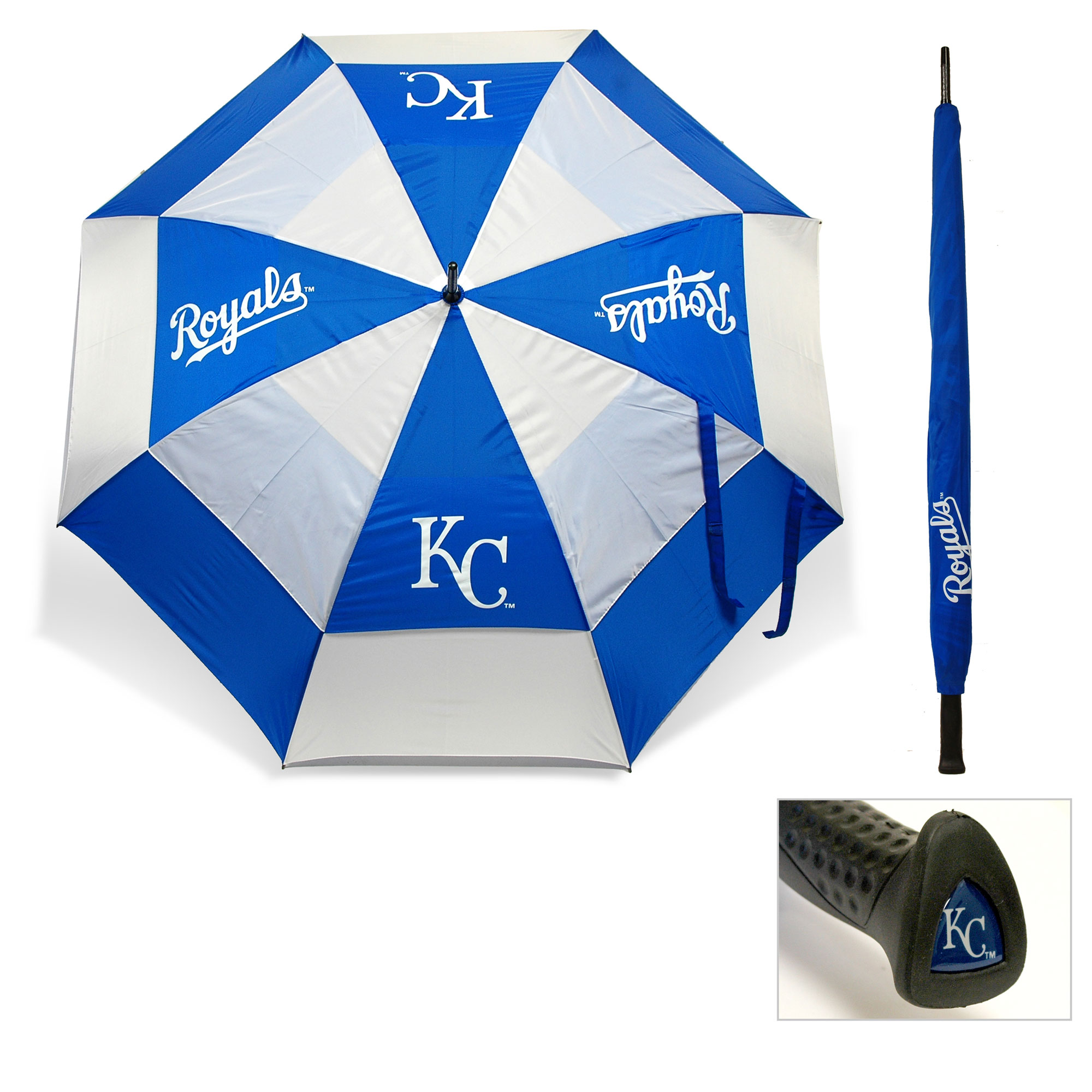 Kansas City Royals Golf Umbrella - No Size