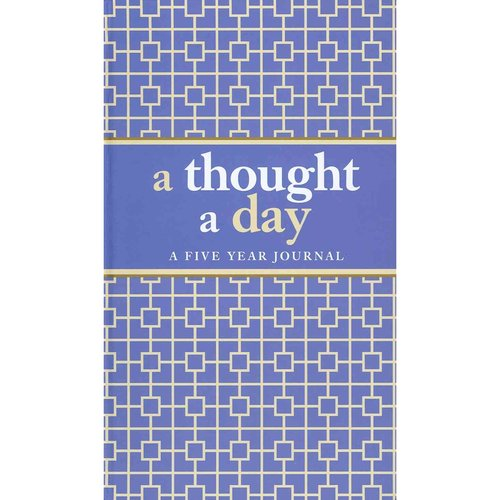 A Thought a Day: A Five-year Journal