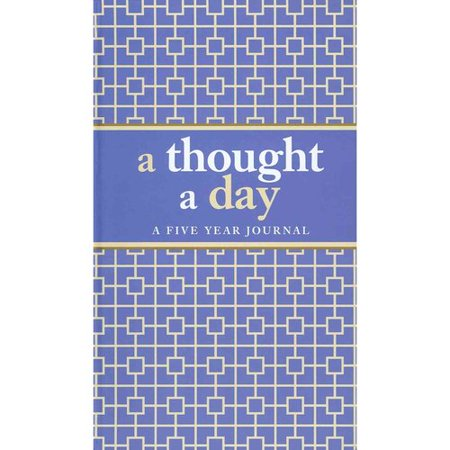 A Thought a Day: A Five-year Journal by