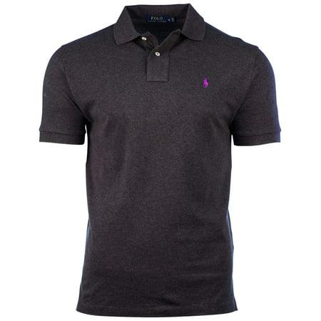 Polo Ralph Lauren Mens Classic Fit Mesh Pony Shirt