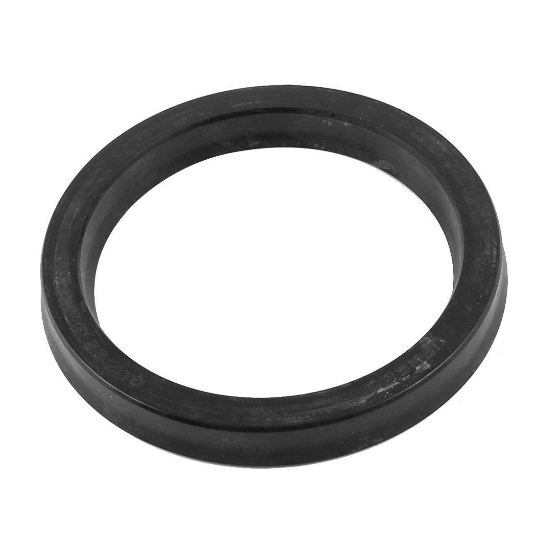 Unique Bargains Mechanical Rotary Shaft Rubber Oil Seal Ring Black 105mm x 85mm x 12mm