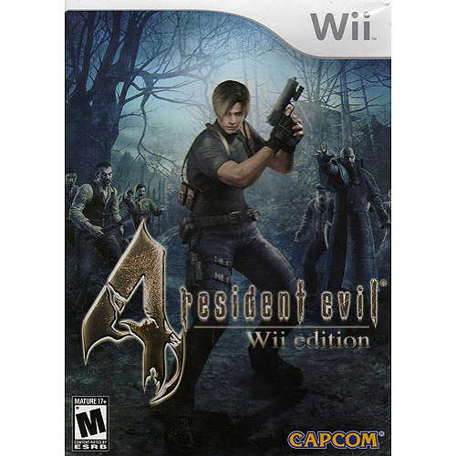 Resident Evil 4 Wii Edition - Wii