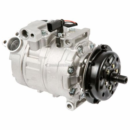 For VW Touareg V10 TDI New AC Compressor & A/C Clutch (Vw Ac Compressor)