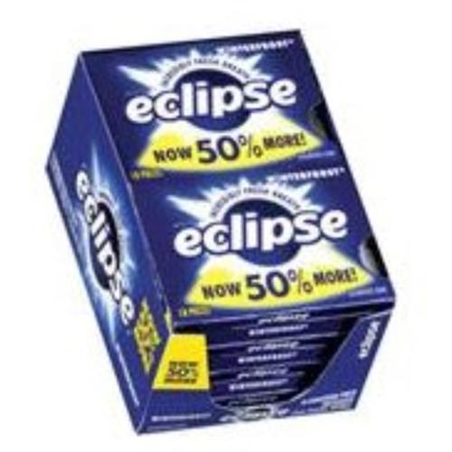 Eclipse  Sugar Free Gum Winterfrost 8 packs (18 ct per pack) (Pack of 2)