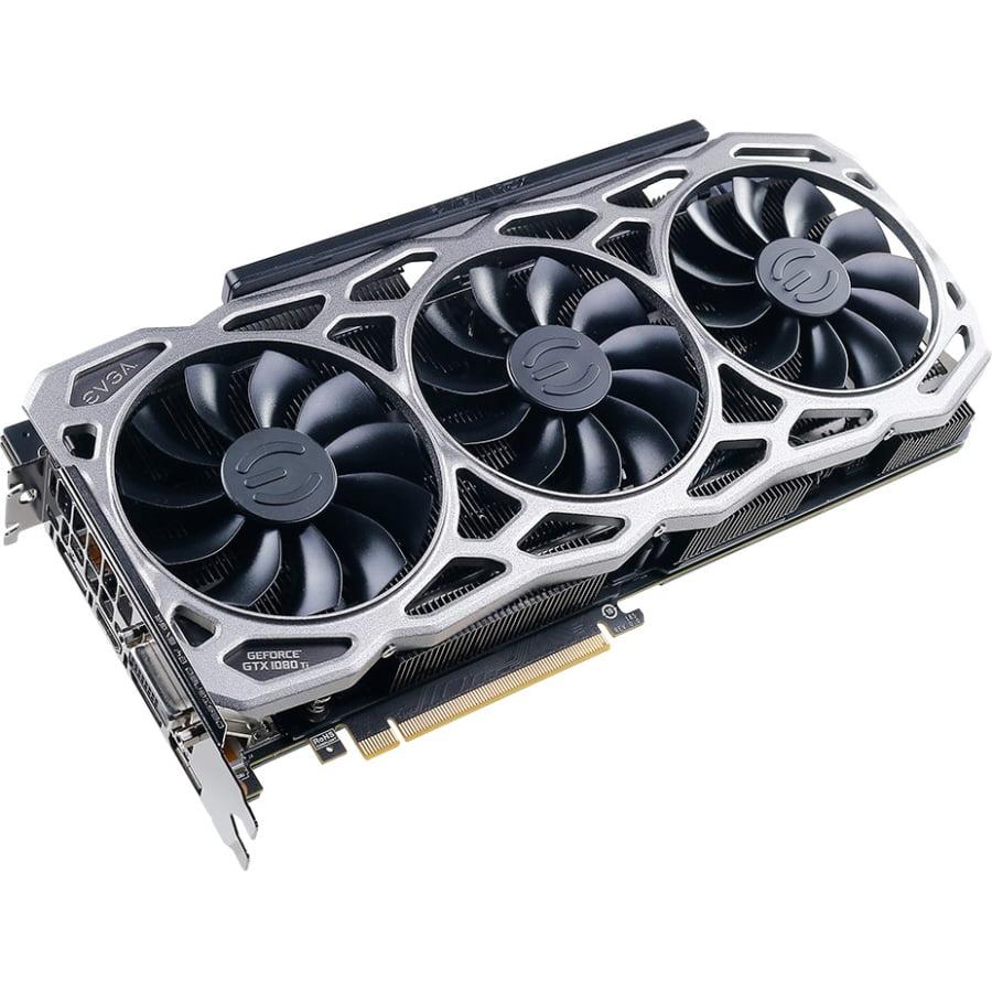 EVGA GeForce GTX 1080 Ti FTW3 GAMING 11GB GDDR5X Graphics...