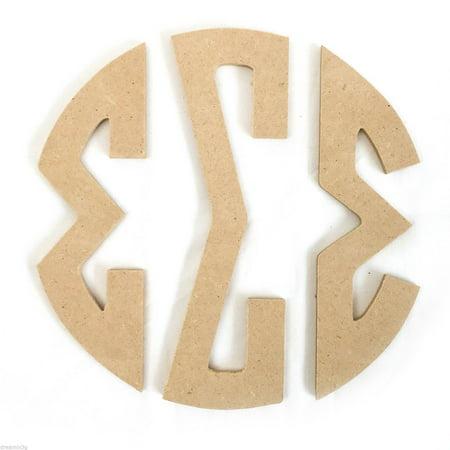 Sigma Letter - Sigma Sigma Sigma