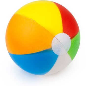 Mini Beach Ball (each) - Party Supplies