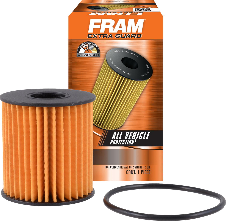 FRAM Extra Guard Oil Filter, CH10066 by FRAM