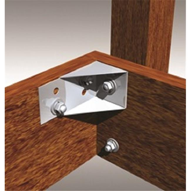 Screw Products 316 Stainless Steel Lateral Anchor
