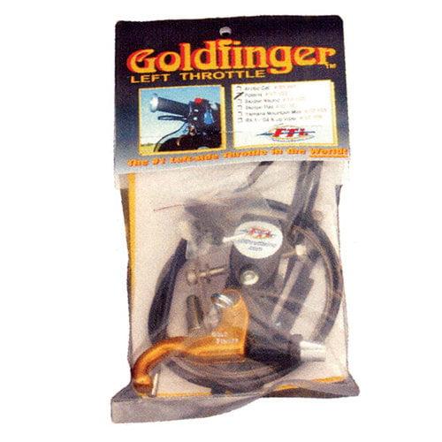 Full Throttle Goldfinger Left Hand Throttle Kit Ski Doo P N 007-1023 by Full Throttle
