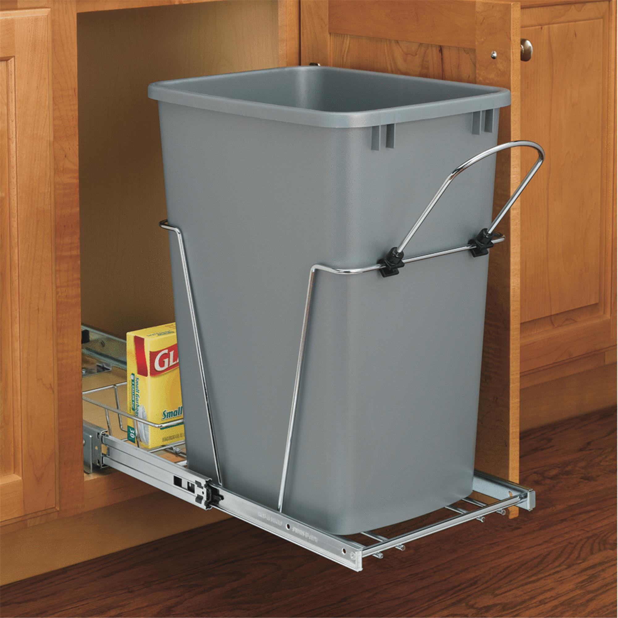 Rev-A-Shelf 35 Quart Pull-Out Waste Container