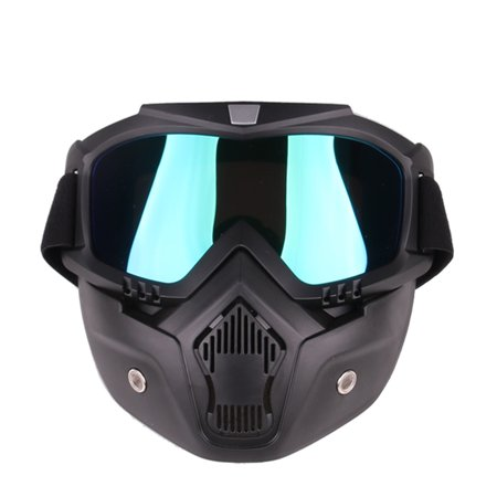 Motorcycle Cross Country Mask Goggles Windproof Sand-proof Breathable Riding Outdoor Sports Mirror Glasses Buy Mirrored Glass