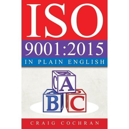 ISO 9001:2015 in Plain English - eBook