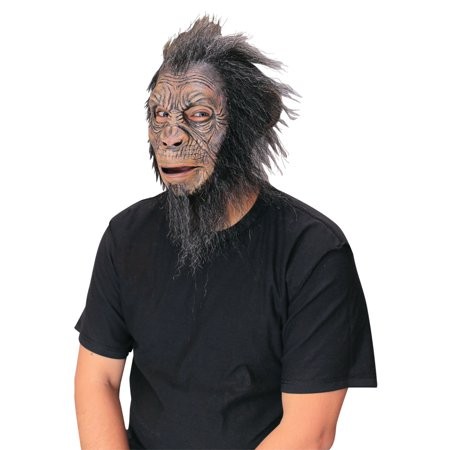 Blake Hairy Ape Adult Latex (Blake's 7 Costumes)