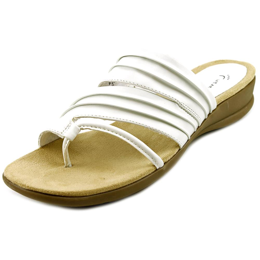 Wear.Ever. Gimmie   Open Toe Synthetic  Thong Sandal