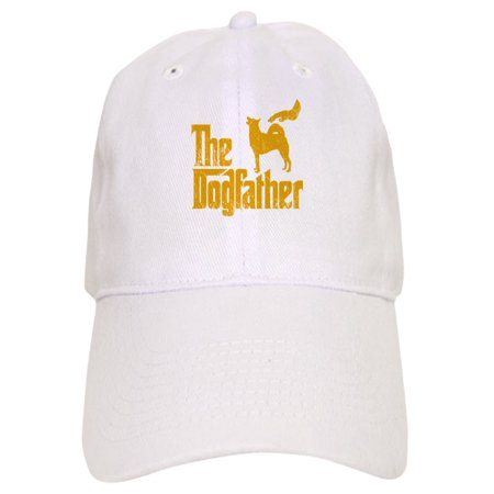 cb4309a9 CafePress - The Dogfather - Printed Adjustable Baseball Cap ...