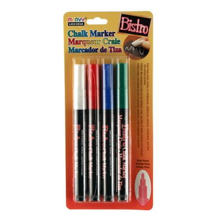Tip Chalk (Bistro Fine Tip Chalk Marker Set)