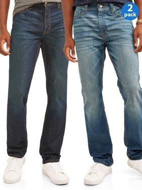 b3d58960ea18 Product Image Men's Straight Fit Jean 2-Pack Bundle