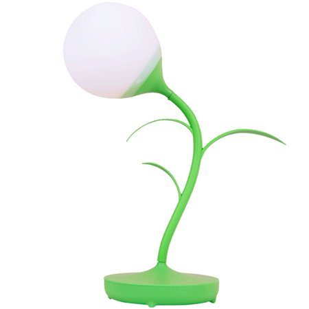Pretty Creative Dandelion LED Night Light USB Charged Birthday Gift Luminous Bed Lamp Tactile Switch Desk Lamp Christmas Halloween Present](Date Of Halloween 2017 Usa)