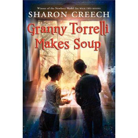 Granny Torrelli Makes Soup - eBook