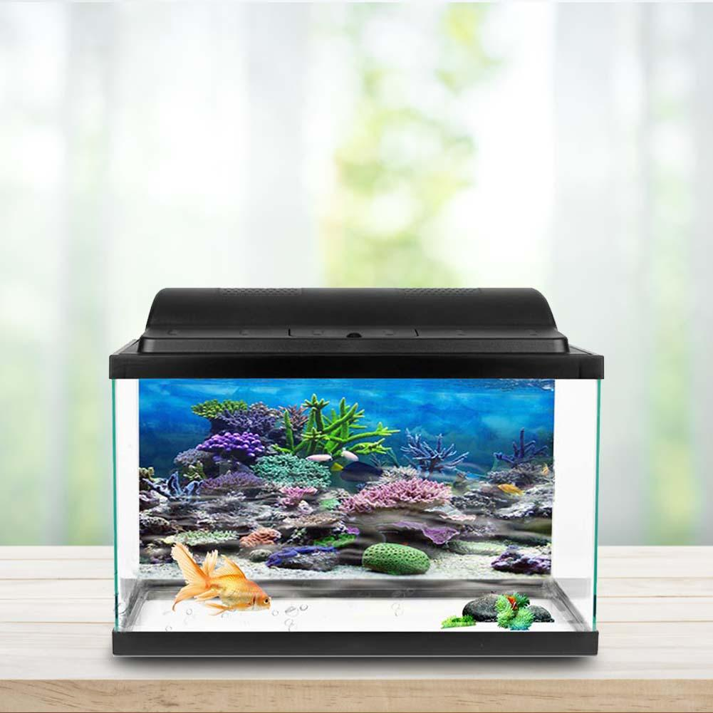 HERCHR Fish Tank Poster, PVC Adhesive Underwater Coral Aquarium Fish Tank  Background Poster Backdrop Decoration Paper, Fish Tank Decor Paper -  Walmart.com - Walmart.com