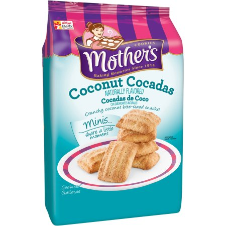 Mother's Coconut Cookies (Pack of 4)