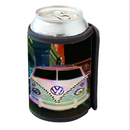 KuzmarK Insulated Drink Can Cooler Hugger - Volkswagon Van