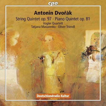 Dvorak: String Quintet, Op. 97 - Piano Quintet, Op. - Dvorak Piano Quintet
