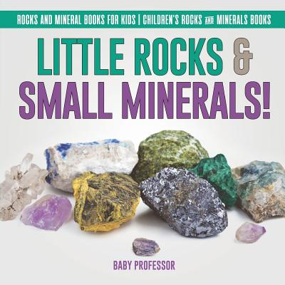 Little Rocks & Small Minerals! Rocks and Mineral Books for Kids Children's Rocks & Minerals Books