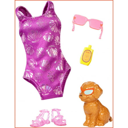 - Barbie Dolphin Magic Swimsuit and Pup