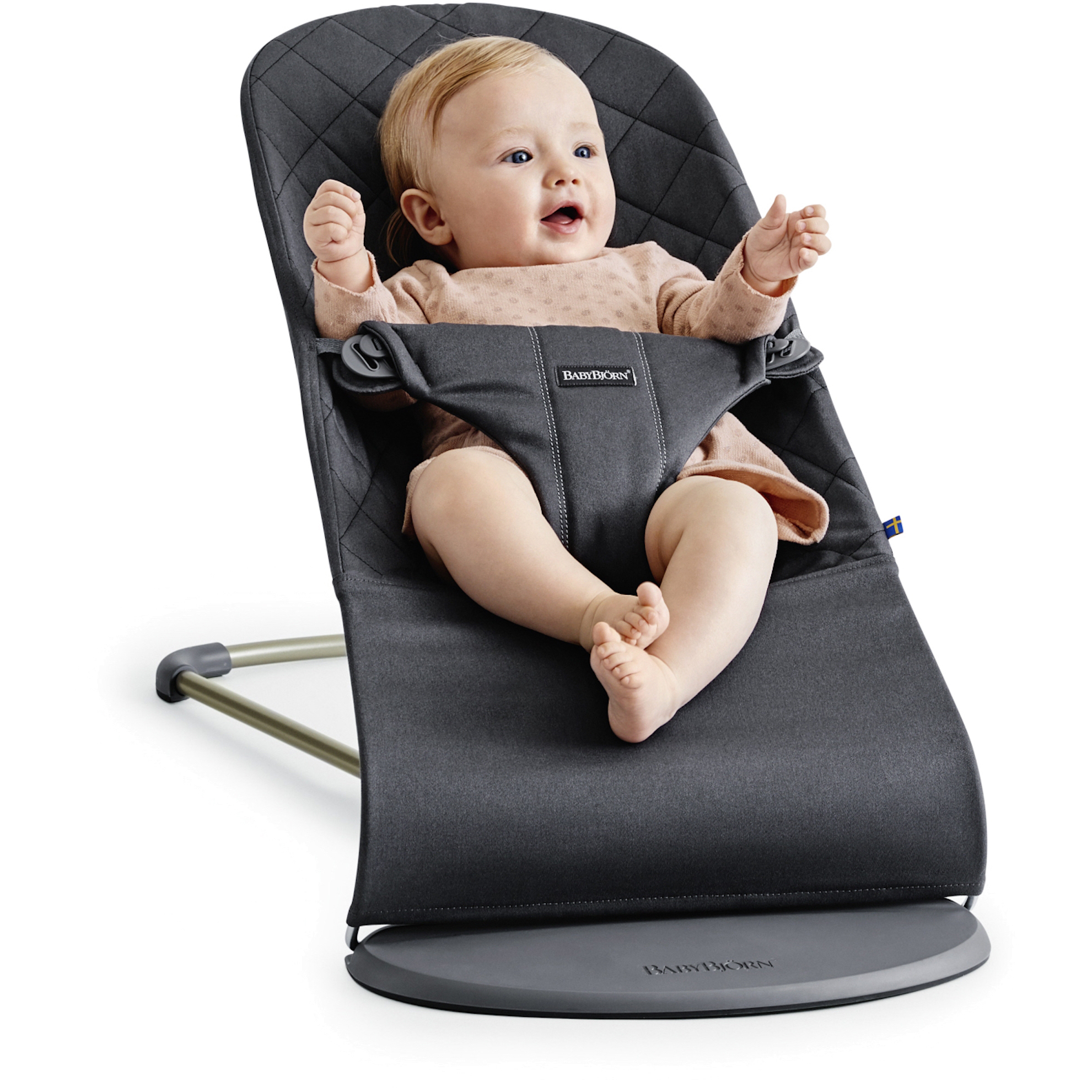 5e752a5f646 BabyBjorn Bouncer Bliss - Cocoa