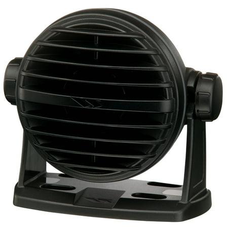 The Amazing Quality Standard Horizon Black VHF Extension Speaker