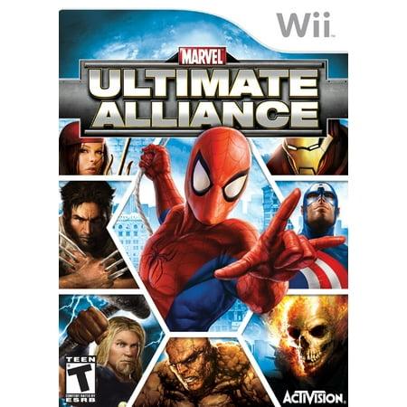 Marvel: Ultimate Alliance (Ultimate Marvel Alliance)