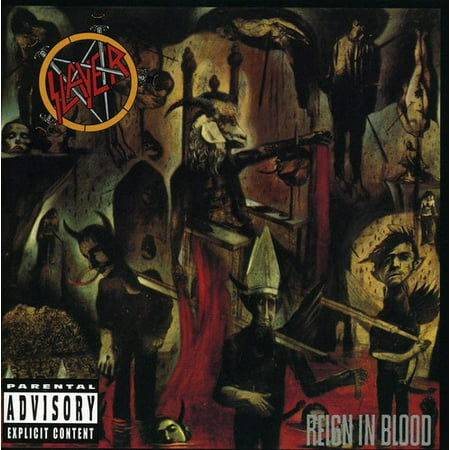 Reign in Blood (CD) (explicit) ()