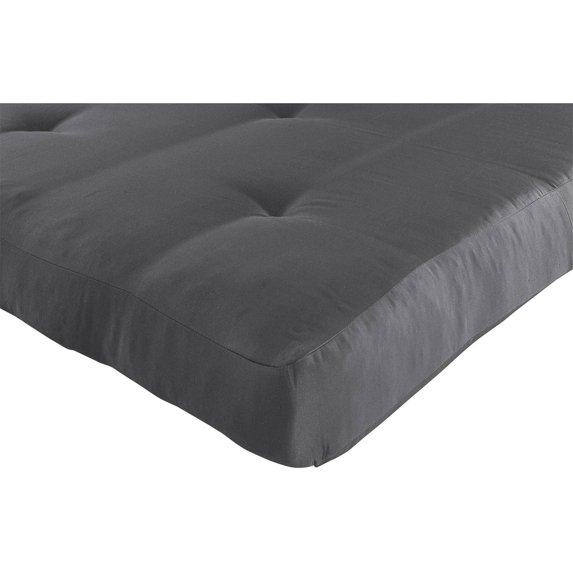 Futon mattresses at walmart roselawnlutheran for Sofa bed mattress pad walmart
