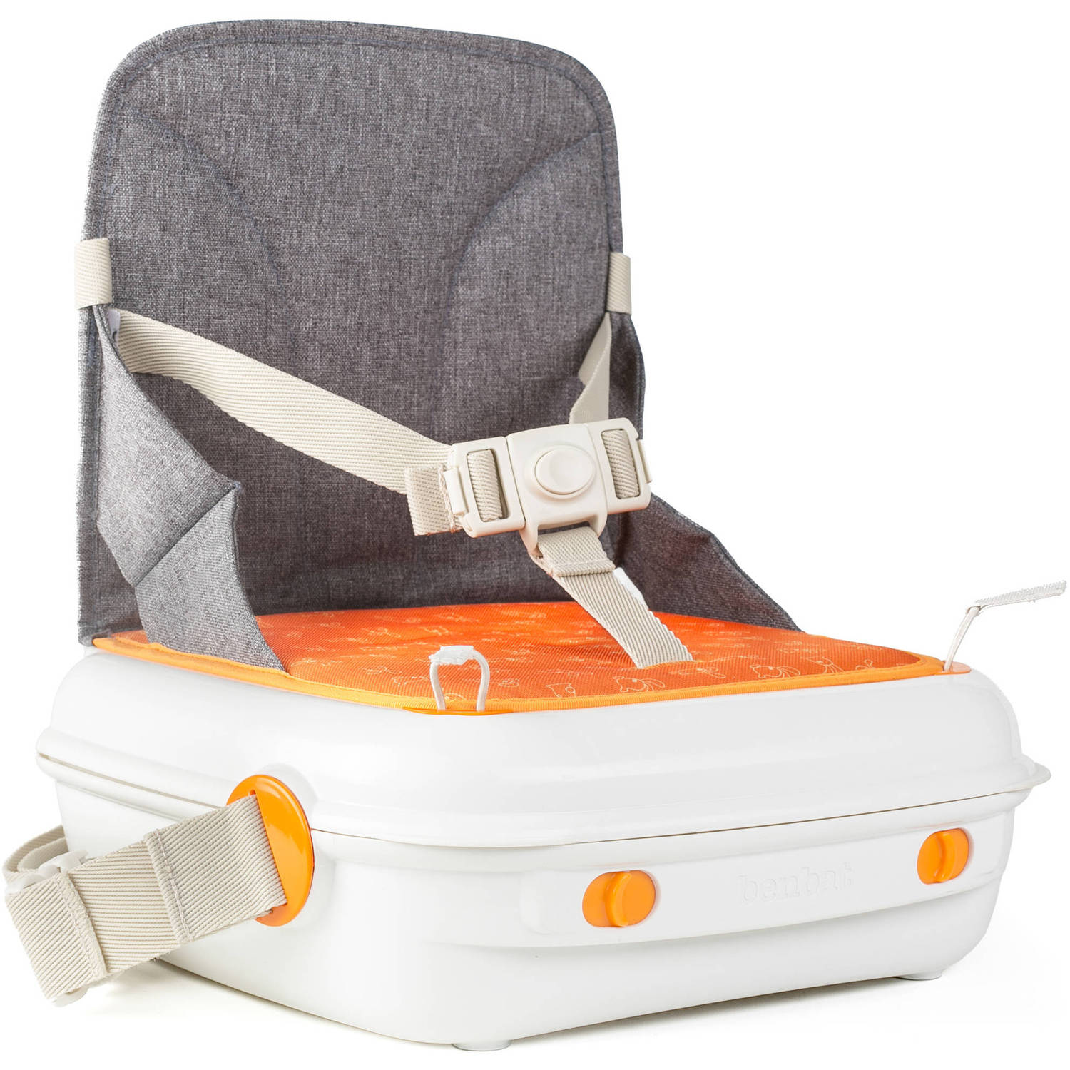 BenBat YummiGo Booster Seat, Choose Your Color