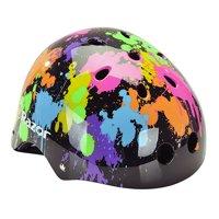 Razor V11 Splatter Children's Ages 5-8 Multi-Sport Bike Helmet, Rainbow | 97913