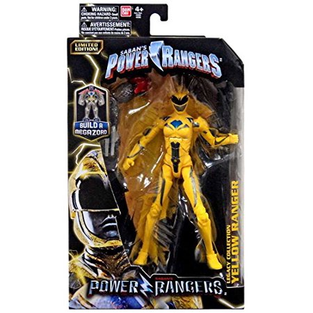 Limited Edition Mighty Morphin Power Ranger Legacy Movie Figures Toys R Us Exclusive Alpha 5, By Power