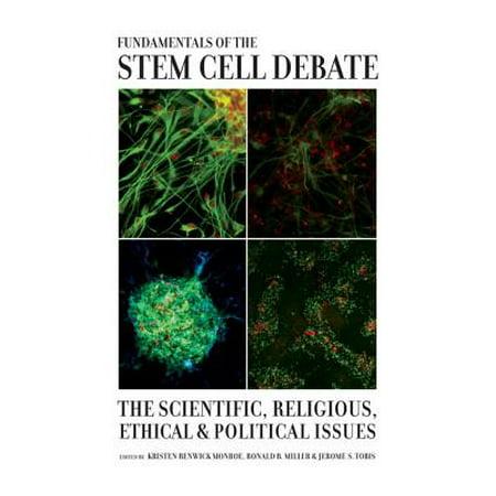 Fundamentals of the Stem Cell Debate - eBook