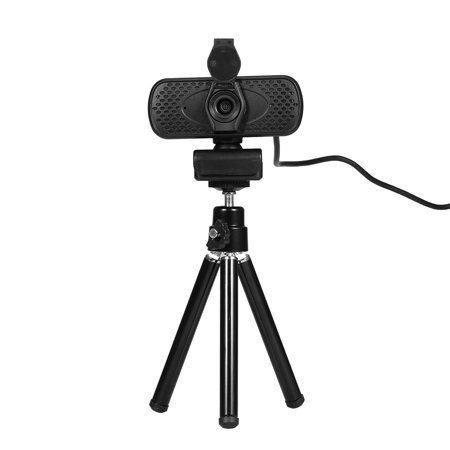 Portable Mini Webcam Tripod for Smartphone Lightweight Flexible Web Camera Desktop Support Stand Phone Holder Table Stand Table Mount Camera Support