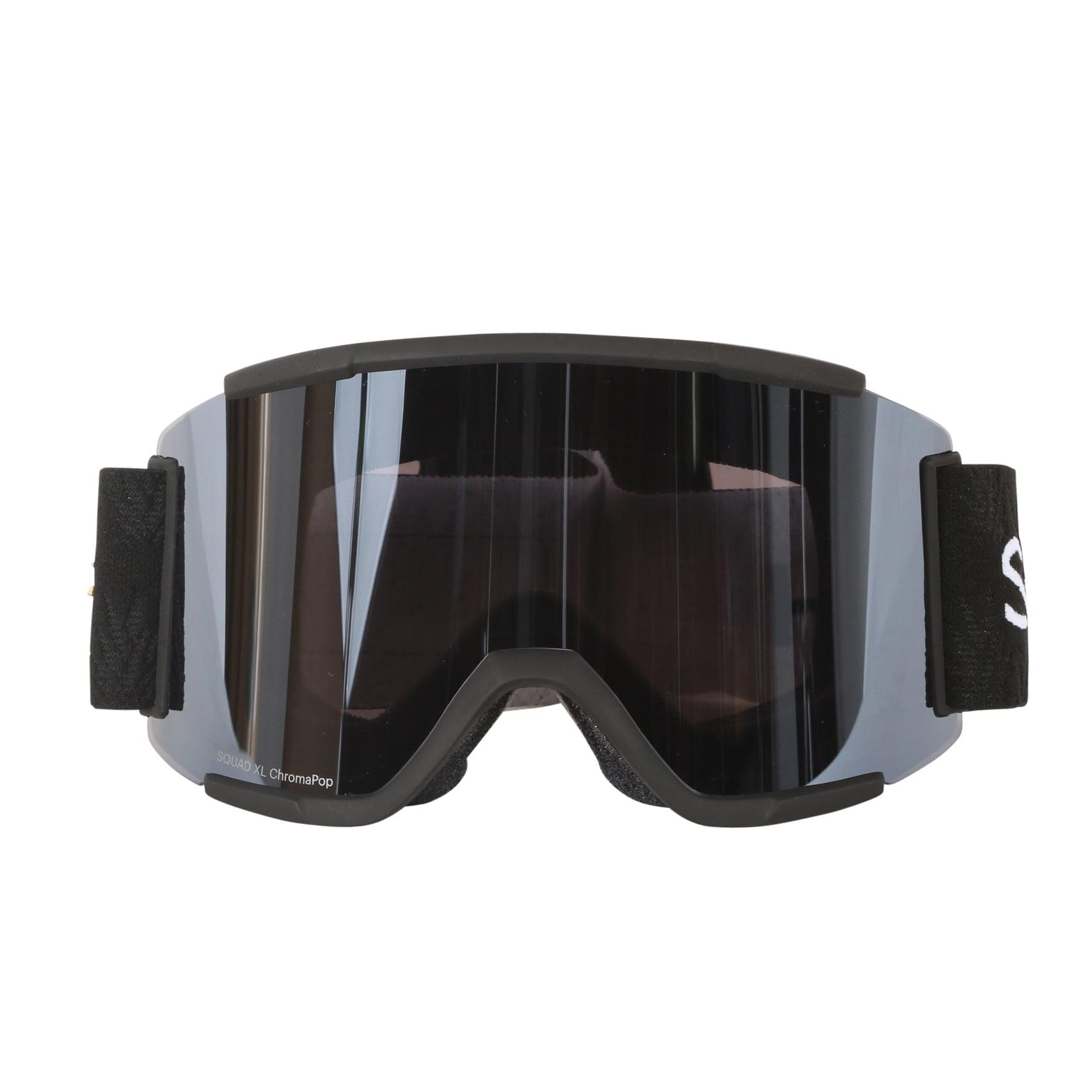 Smith Optics Mean Folk ChromaPop Sun Squad XL Interchangeable Snow Goggles by Smith Optics