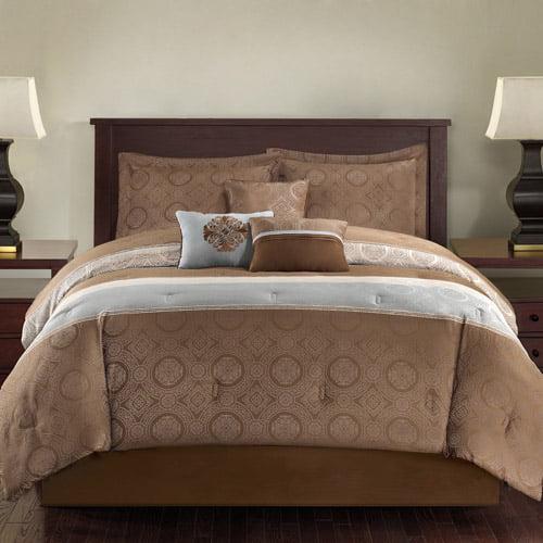 Better Homes and Gardens 7 Piece Comforter Set, Jelissa